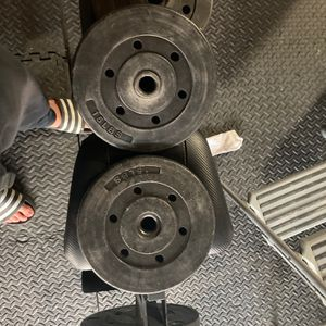 Beach Press With Sand Weights and Bar for Sale in Menifee, CA