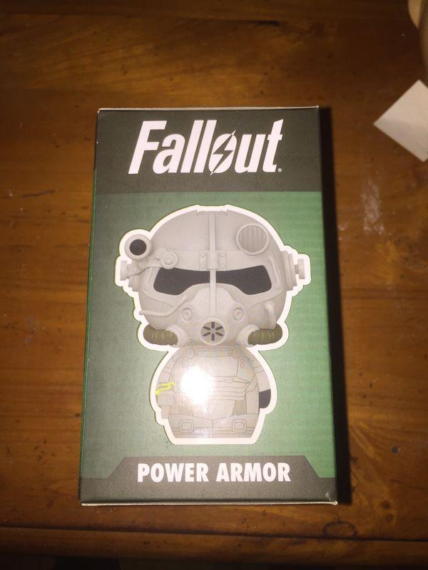 Dorbz Fallout Vinyl Collectible (Mint condition)