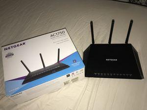 Netgear 1750 Smart WiFi Router for Sale in San Diego, CA