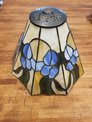 Beautiful stained glass lamp shade for Sale in San Diego, CA