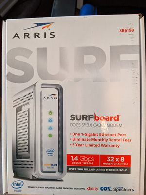 Surfboard DOCSIS 3.0 CABLE MODEM for Sale in Grovetown, GA