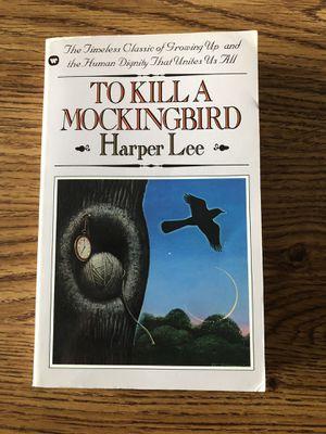 To Kill a Mockingbird Book for Sale in Chino Hills, CA