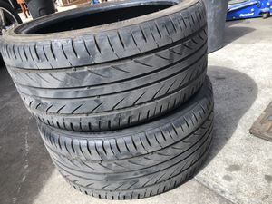 255/35/19 tires for Sale in Long Beach, CA