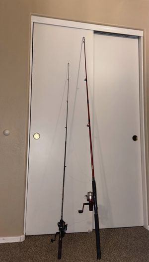 Fishing rods mint condition ! for Sale in Surprise, AZ