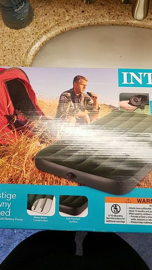 Twin air mattress for Sale in Romoland, CA