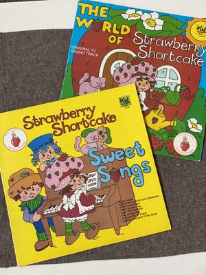 Strawberry Shortcake 1980s Collection for Sale in Mercer Island, WA
