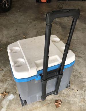 Igloo 52 Qt. Roller Cooler for Sale in Clarksburg, MD