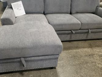 New Sectional Sofa Sleeper Tax Included Delivery Available for Sale in San Lorenzo,  CA