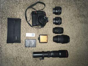 Nikon D3300 for Sale in Alafaya, FL