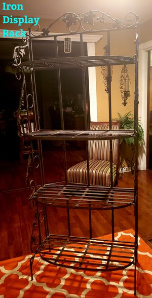 Bakers Rack for Sale in Fort Worth, TX