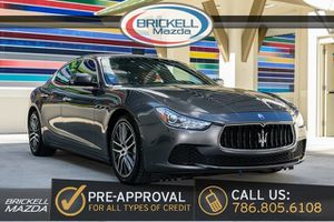 2014 Maserati Ghibli for Sale in Miami, FL