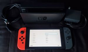 Nintendo switch $250 firm for Sale in Kissimmee, FL