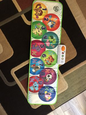 LeapFrog Learn and Groove Musical Mat, Musical Activity Mat for Kids for Sale in Walnut Creek, CA
