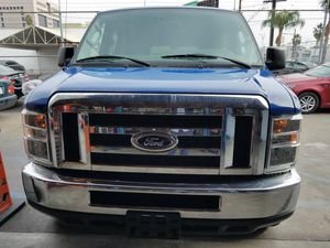 2014 Ford Econoline 350 XLT /CNG Package for Sale in Los Angeles, CA