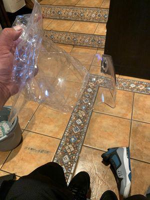 Biltwell visor for Sale in La Mirada, CA
