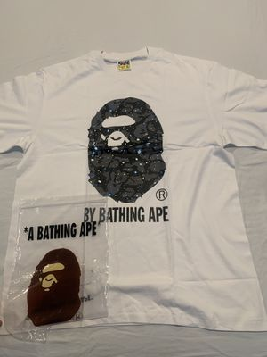 Bape space big head for Sale in Lakewood, CA