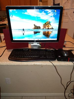 Lenovo mini desktop for Sale in Litchfield Park, AZ