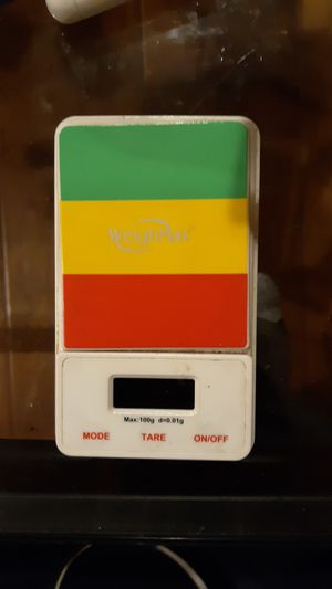 WeighMax Kitchen Scale for Sale in Los Angeles, CA