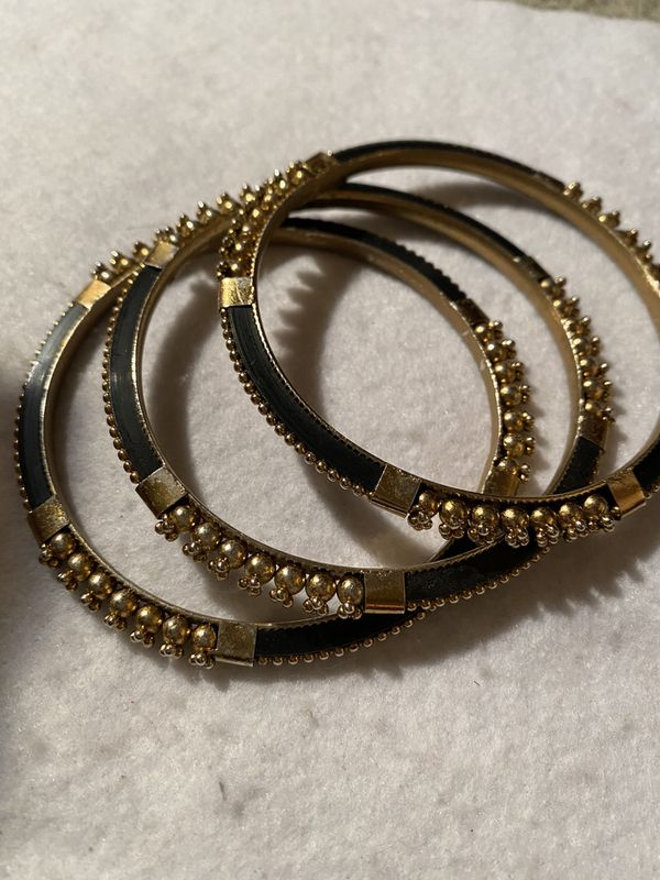 Set of Three Bangles
