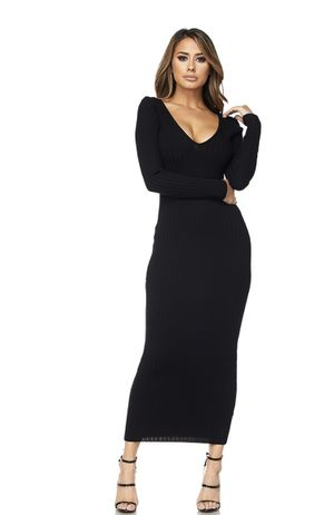 Black long dress for Sale in North Las Vegas, NV