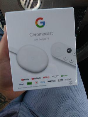 Google Chromecast for Sale in Grand Prairie, TX