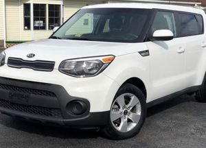 2018 Kia Soul with Manufacture warranty for Sale in Lansdowne, VA