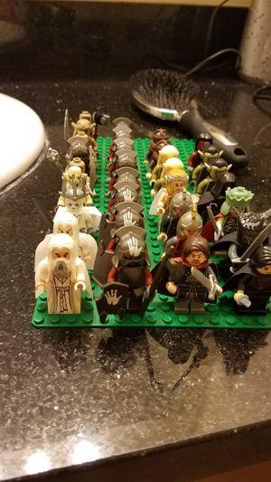 LOTR Lego Minifigures for Sale in La Mesa, CA