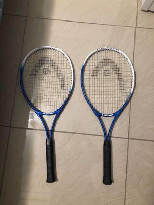 Head Tennis Racquet Racket Nano Titanium for Sale in Hialeah, FL