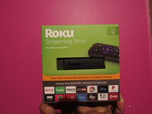 Brand New SEALED Roku Streaming Stick 6th Gen for Sale in New Rochelle, NY