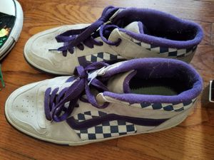 Purple Van Shoes NEVER WORN for Sale in Greenville, NC