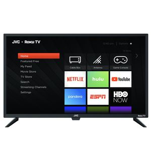 Brand New JVC 49in smart TV with Roku 1080P for Sale in Centereach, NY