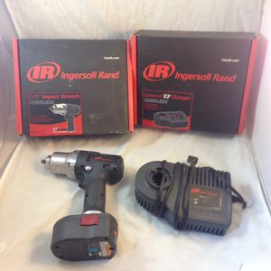 """Ingersoll Rand 3/8"""" Impact Driver Cordless for Sale in Baltimore, MD"""