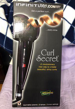 Infiniti Pro Conair Curl Secret for Sale in Fairfax, VA