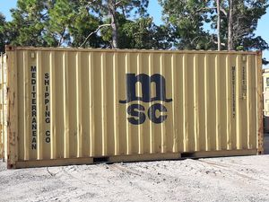 20ft container . Cargo worthy for Sale in Orlando, FL