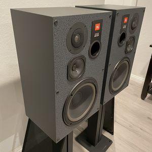 JBL Studio Monitors 3-Way Speakers for Sale in Walnut, CA