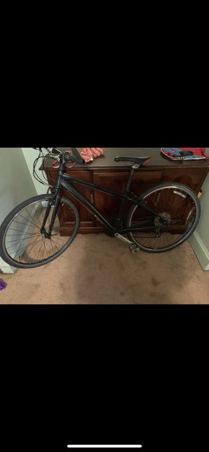 Bontrager Comp-Set specialist stealth black 24 speed bike for Sale in Washington, DC