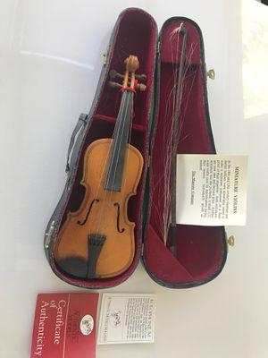 Miniatur violin for Sale in Concord, CA