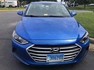 2017 Hyundai Elantra for Sale in Beltsville, MD