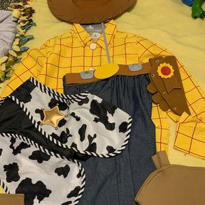 Disney Costume Woody for Sale in Brooklyn, NY