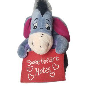 Eeyore Sweetheart Notes Plush for Sale in Las Vegas, NV