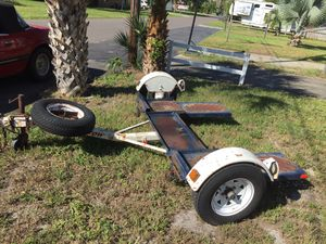 Master tow car dolly for Sale in Madeira Beach, FL