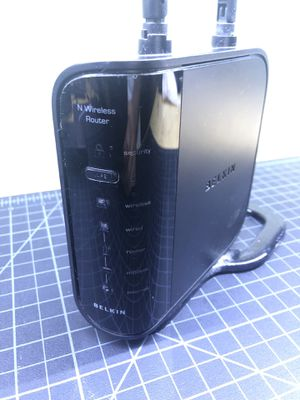 Belkin wireless router for Sale in Manalapan Township, NJ