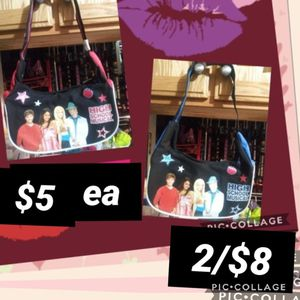 New high school musical purses for Sale in Fresno, CA