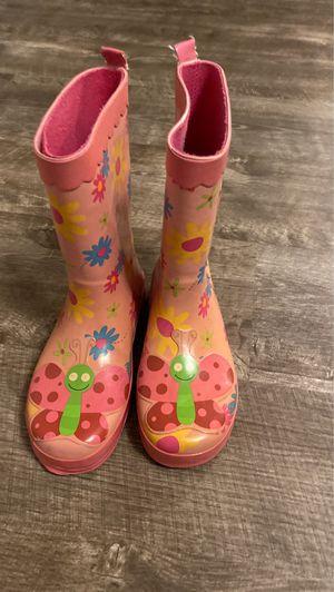 Size 1 rain boots for Sale in Chesapeake, VA