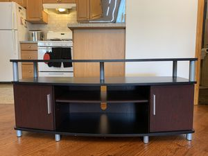 Tv stand mint condition for Sale in Brooklyn, NY