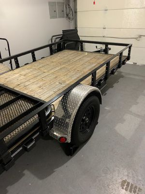 Utility trailer 6x12 for Sale in Rahway, NJ