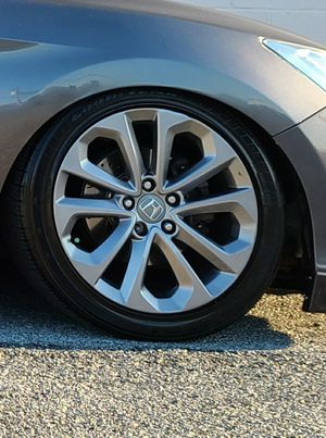 "18"" accord sports wheels for Sale in Reading, PA"