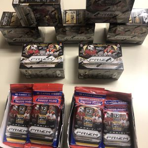 2020 Prizm Football , Blasters, Jumbo and Gravity Feed for Sale in Vancouver, WA