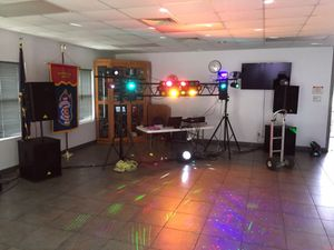 Fully loaded DJ business ready to rock and roll! for Sale in Marksville, LA