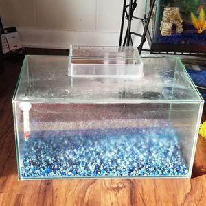 5 Gallon Fish Tank for Sale in Upper Marlboro, MD